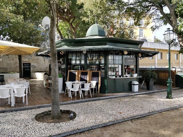 Jardim de São Pedro de Alcântara - Jardim António Nobre