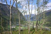 Brekkefossen, Flam, Norway