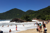 Meio Beach, Trindade, Brazil