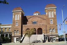 16th Street Baptist Church, Birmingham, United States