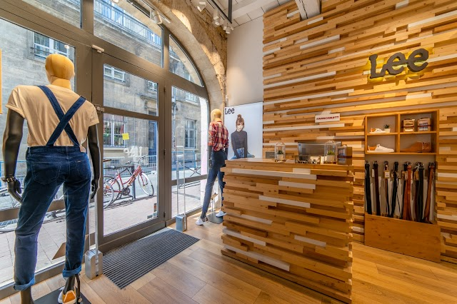 Boutique Lee femme à Bordeaux
