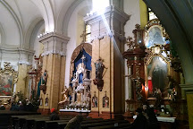 Peter and Paul's Church, Budapest, Hungary