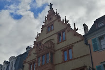 House of Heads, Colmar, France