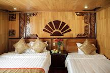 Golden Bay Cruise, Halong Bay, Vietnam