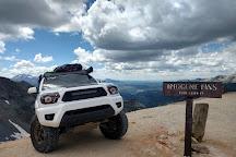 Imogene Pass, Ouray, United States