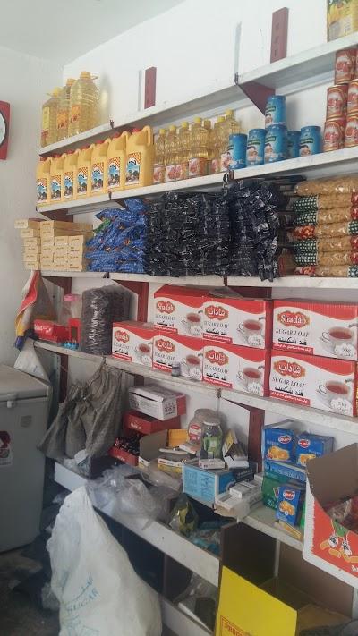 فروشگاه مواد غذایی برادران شفیق