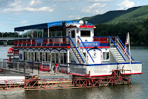 Hiawatha Paddlewheel Riverboat, Williamsport, United States
