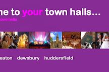 Dewsbury Town Hall, Dewsbury, United Kingdom