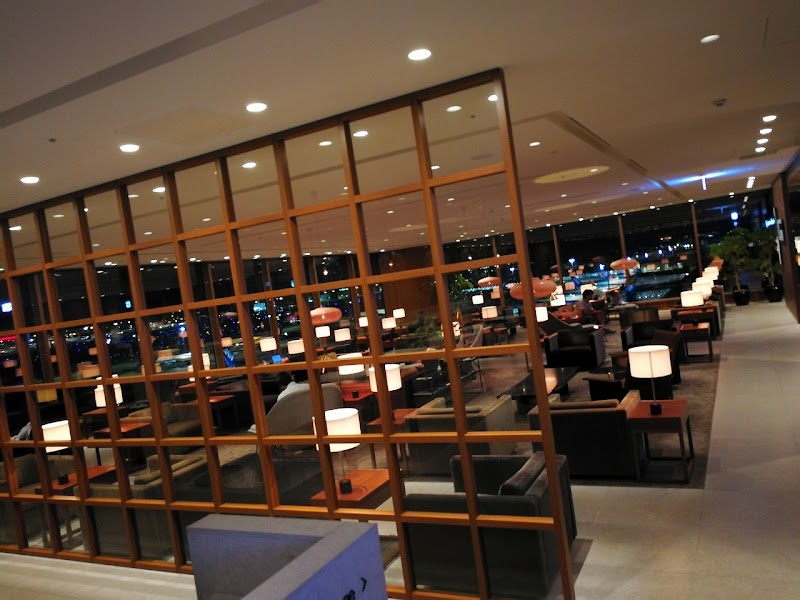 Cathay Pacific Lounge - Haneda Airport