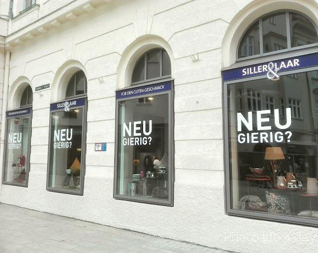 Siller & Laar - am Fuggerplatz, Lifestyle-Fachgeschäft