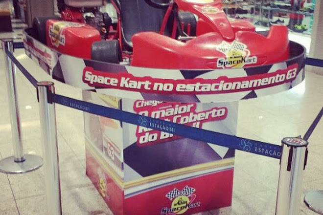 Space Kart, Contagem, Brazil