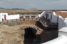 Cueva del Llano, La Oliva, Spain