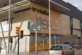 Железнодорожная станция   Estación Tren Málaga
