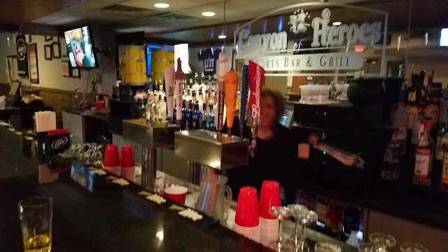 Canyon Of Heroes Bar & Grill