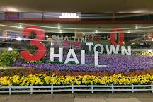 Sha Tin Town Hall, Hong Kong, China