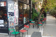 Alphaville Cafe Bar, Athens, Greece