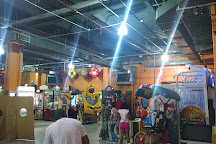 Game station, Salvador, Brazil