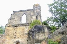 Burg- und Klosterruine Oybin, Oybin, Germany