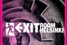 Exit Room Helsinki, Helsinki, Finland