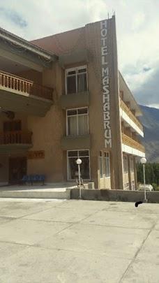 Hotel Mashabrum Skardu