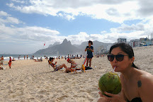 Praia de Ipanema, Rio de Janeiro, Brazil