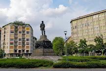 Monumento а Giuseppe Verdi, Milan, Italy