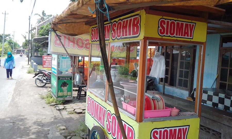 Siomay Sohib