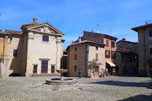Castello di Vigoleno, Vigoleno, Italy
