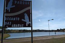 Parque Lago Municipal Recanto das Araras, Morrinhos, Brazil