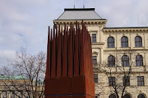House of the Suicide and House of the Mother of the Suicide, Prague, Czech Republic