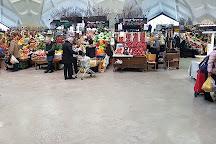 Danilovsky Market, Moscow, Russia
