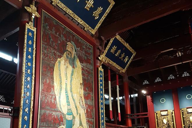 SuzhouConfucian Temple, Suzhou, China