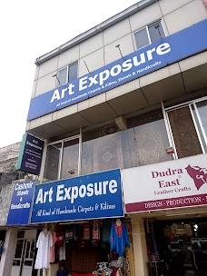 Art Exposure Handmade Carpets islamabad