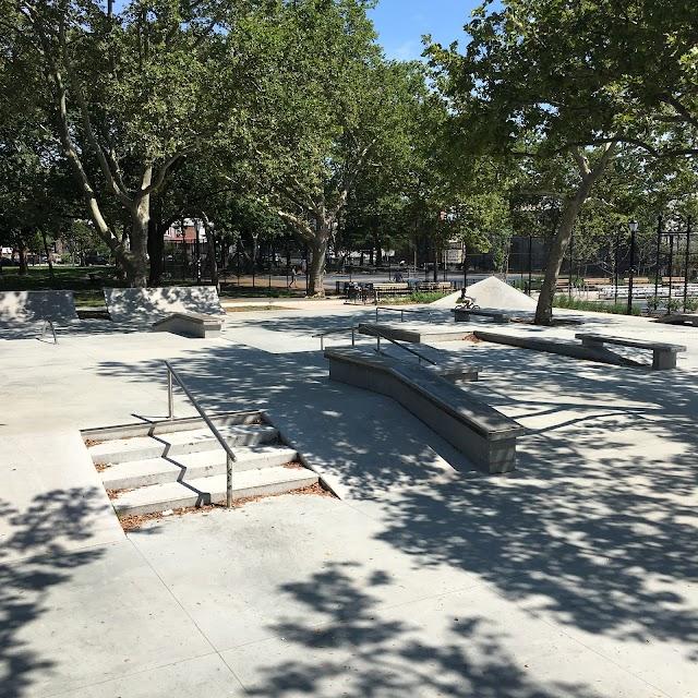 Cooper Park Skatepark