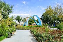 Central Park, Shymkent, Kazakhstan