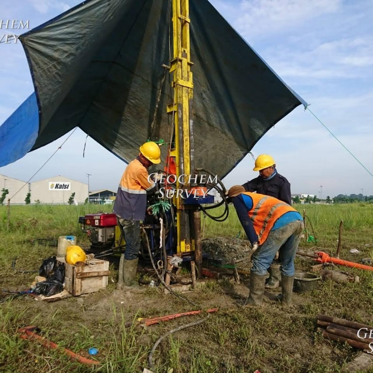 Geochem Survey Konsultan Geofisika