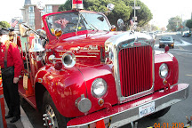 San Francisco Fire Engine Tours & Adventures, San Francisco, United States