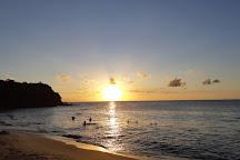 Plage Leroux, Deshaies, Guadeloupe