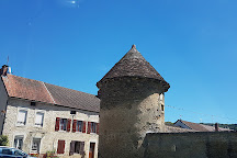 Chateau de Commarin, Commarin, France