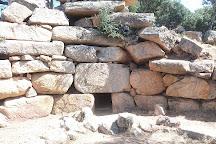 Tomba dei Giganti di Barrancu Mannu, Santadi, Italy