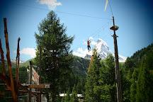 Forest Fun Park Zermatt, Zermatt, Switzerland