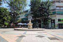Federico Garcia Lorca Statue, Madrid, Spain