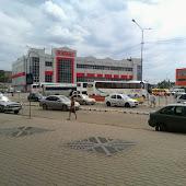 Железнодорожная станция  Astrakhan Bus
