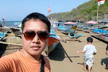 Baron Beach, Wonosari, Indonesia