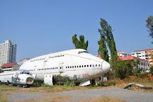 Airplane Graveyard Bangkok, Bangkok, Thailand