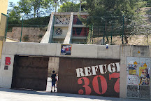 MUHBA Refugi 307, Barcelona, Spain