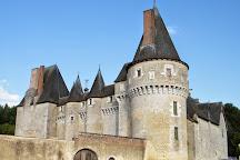 Chateau de Fougeres-sur-Bievre, Fougeres-sur-Bievre, France