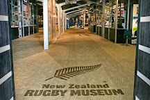 New Zealand Rugby Museum, Palmerston North, New Zealand