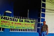 Museu da Policia Militar, Cuiaba, Brazil
