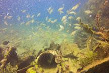 SS Benwood, Key Largo, United States
